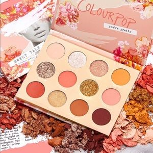 "💓New Colourpop ""Sweet Talk"" Eyeshadow Palette💗"